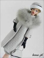bena-pl for FR Victoire Roux, FR East 59th, Silkstone Vintage Barbie OOAK outfit
