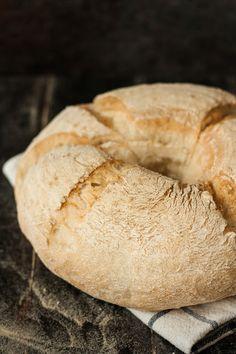 BAB gluténmentes blogja: Gluténmentes korona kenyér