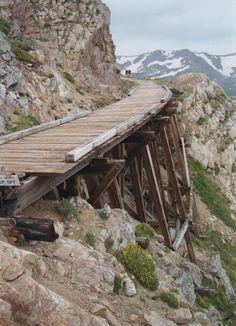 My Crossing Rollins Pass - Colorado - News - Bubblews