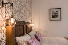 B&B - Bed and breakfast, Villa Saint Raphael, Saint Malo charm and style Villa, Bed And Breakfast, Furniture, Restaurants, Home Decor, Style, Walls, Full Size Beds, Brittany