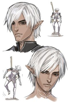 Dragon Age Fenris