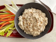 The Barefoot Contessa's Pan-Fried Onion Dip #HolidayCentral
