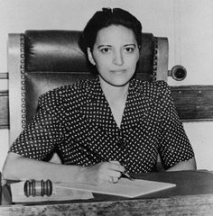 Born in 1908, Jane Matilda Bolin accomplished many firsts in her lifetime. In 1924, at the age of 16, she became one of two black women admitted to Wellesley College. After graduation, she applied to and was accepted by Yale Law School. When she graduated in 1931, she was the first black woman to graduate from Yale's School of Law. In 1937, she became the first black female hired as Assistant Corporate Counsel for the City of New York. In 1939, New York Mayor Fiorello LaGuardia swore Bolin…