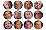 Who is Running for President?  http://www.nytimes.com/interactive/2016/us/elections/2016-presidential-candidates.html