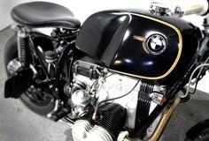 rooster kevils speed shop s black satin bobber bmw r100 fuel tank bmw motorrad bobber fahrrader