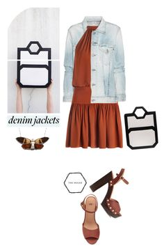 """The Hexad"" by mada-malureanu ❤ liked on Polyvore featuring Citizens of Humanity, Zimmermann, denimjackets, WardrobeStaples and thehexad"