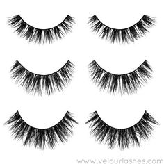 The holy grail of whispie lashes #VelourLashes