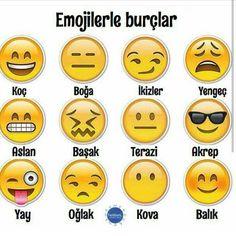 Emoji burçlar 😀 shared by ♡ on We Heart It Sagittarius And Capricorn, Virgo Horoscope, Gemini And Cancer, Astrology Zodiac, Zodiac Memes, Zodiac Signs, Hope Light, Zodiac Society, Cool Words