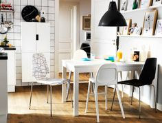 10 Tips For Small Dining Rooms (28 Pics)