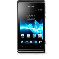 Sony Xperia E schwarz