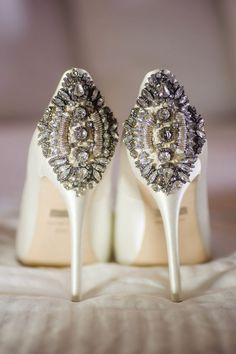 If diamonds are a girl's best friend, then bridal bling is her maid of honor! From what you wear to where you sit, each part of your wedding…