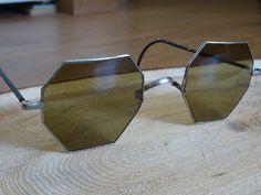 7b019e13f7c Antique Octagon Sunglasses Shooter Arms USA