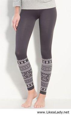 Nice winter leggings