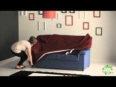 Demostración de fundas de sofá Twenty Cats - YouTube