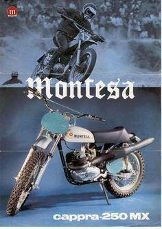 Montesa Cappra 250 MX