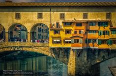 Puente Vecchio by Uxío Rivas - Photo 157586077 / 500px
