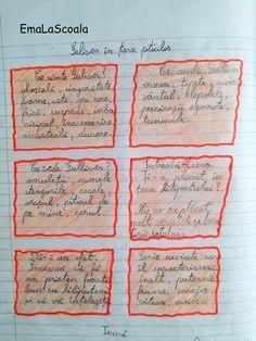 Text literar - Gulliver - idei de analiza - EmaLaScoala Sheet Music, Teacher, Professor, Teachers, Music Sheets