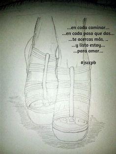 Tus pasos hacia mí. #jsccpb
