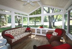 Sunroom Furniture Pictures | ... Gloss Laminate Also Charming Sunroom Furniture Set Design Ideas Image
