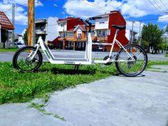 Bici de cargó en Argentina Lanus