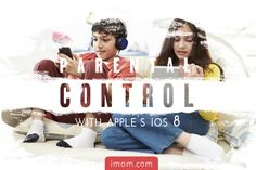 Sometime this Fall, Apple will release their iOS 8 software for their mobile and tablet devices. The part that will have the most impact on you is the new Family Sharing feature. Not only will it allow you to be organized as a family but it will also offer you more parental control. #parenting #digitalage #control