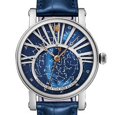 Christiaan van der Klaauw Orion. What a cool watch! #man style