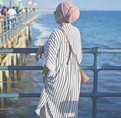 Hijabi turban fashion
