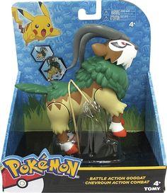 Pokémon - Action Feature Figure Assorted - Multi