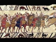 bayeux tapestry animation