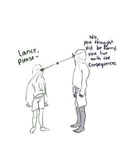 "sketched-doodles: ""Pidge makes a mistake """