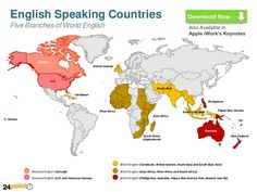 Click on: ENGLISH SPEAKING COUNTRIES IN THE WORLD