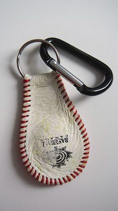 Baseball Keychain diy