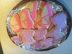 Dance Recital cookies