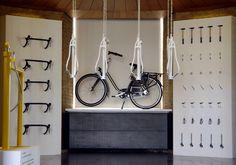 minimalist bike shop design                                                                                                                                                                                 More