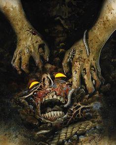 Horror Comics, Horror Art, Dark Comics, Comic News, Horse Books, Book Review Blogs, Comic Reviews, Best Horrors, Book Themes