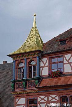 Schwabach die Goldschlaeger Stadt