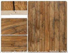 LOVE THIS!  BuildDirect: Laminate Flooring 12mm Handscraped Muskoka Collection   Bala Tan
