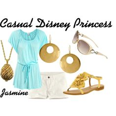 Casual Disney Princess Jasmine
