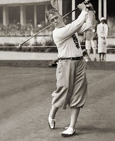 Bobby Jones, founder of The Masters