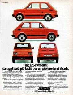 Loved my Fiat I had 2 in the end 1 for spares! Fiat 500, Vintage Advertisements, Vintage Ads, Automobile, Fiat Cars, Fiat Abarth, Car Posters, Car Advertising, Cute Cars
