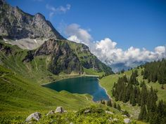Stay Fit, Switzerland, Hiking, River, Berg, Mountains, Nature, Snow, Outdoor