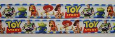 """6 Yards 7/8"""" Toy Story Inspired  Grosgrain Ribbon #Unbranded"""
