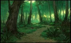 A River In The Forest by ~MCfrog on deviantART