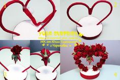 1 million+ Stunning Free Images to Use Anywhere Valentine Decorations, Valentine Crafts, Flower Decorations, Wedding Decorations, Flower Crafts, Diy Flowers, Paper Flowers, Thali Decoration Ideas, Newspaper Crafts