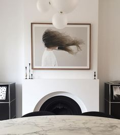 minimal but fashionable interior