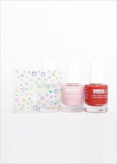 Suncoat Girl - All Natural Trio Nail Beauty Kit