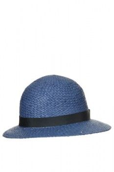 Our Picks: Kentucky Derby Hats | Top Shop Straw Cloche #gotidbits #derby #kentuckyderby