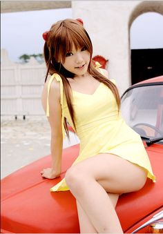 Contacts Teen Japanese Babe In 80