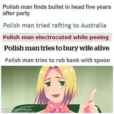 Poland, honey, I love you, but you're not normal...Which makes me love you even more XD