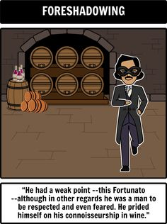 when fortunato offers to judge the wine montresor responds by